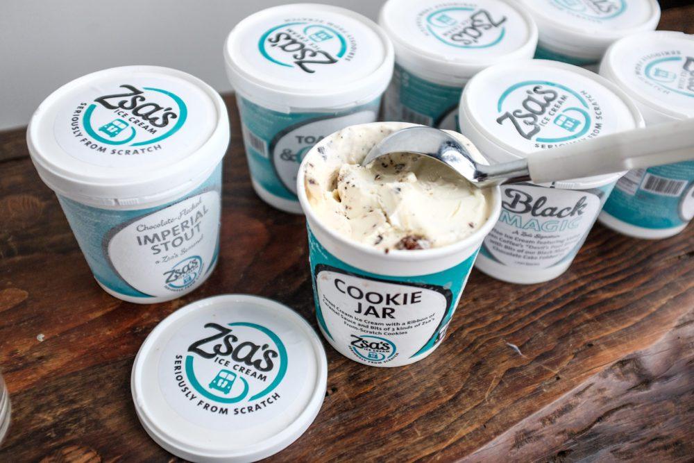 Zsa's Ice Cream, Manayunk, PA –  29 Miles